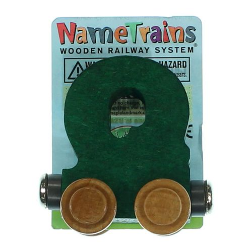 Wooden Railway System NameTrains Letter Q at up to 95% Off - Swap.com