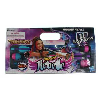 Nerf Rebelle Secrets & Spies Arrow Refill Pack for Sale on Swap.com