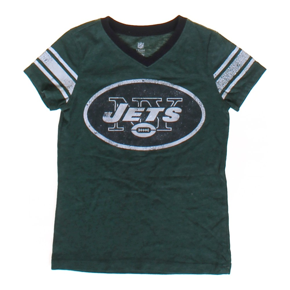 NFL Team Apparel New York Jets Tshirt  Online Consignment