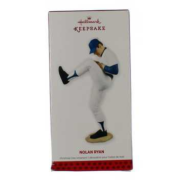 Nolan Ryan Texas Rangers Ornament for Sale on Swap.com