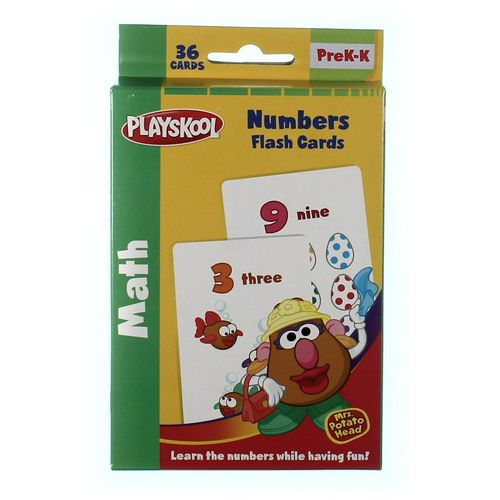 Playskool Numbers Flash Cards at up to 95% Off - Swap.com