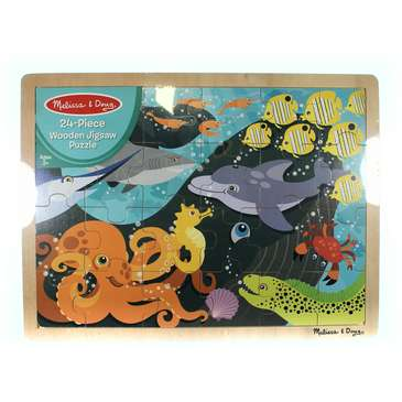 Ocean Pals Wooden Jigsaw Puzzle for Sale on Swap.com