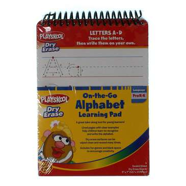 On The Go Alphabet Learning Pad for Sale on Swap.com