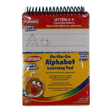 On-the-Go Alphabet Learning Pad for Sale on Swap.com