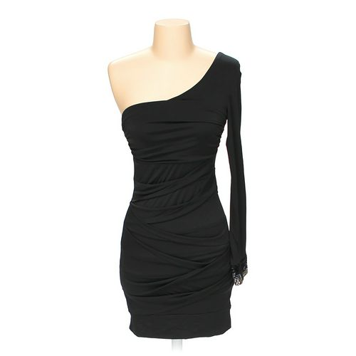 Body Central One Shoulder Dress in size S at up to 95% Off - Swap.com