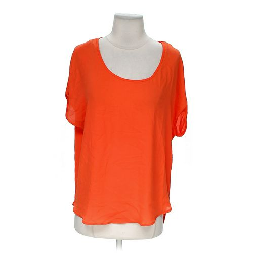 Body Central Open-back Blouse in size M at up to 95% Off - Swap.com