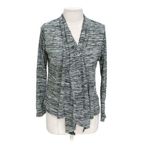Ambiance Apparel Open-front Cardigan in size L at up to 95% Off - Swap.com