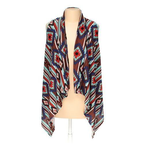 Ambiance Apparel Open Front Cardigan in size L at up to 95% Off - Swap.com