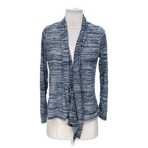 Ambiance Apparel Open Front Cardigan in size S at up to 95% Off - Swap.com