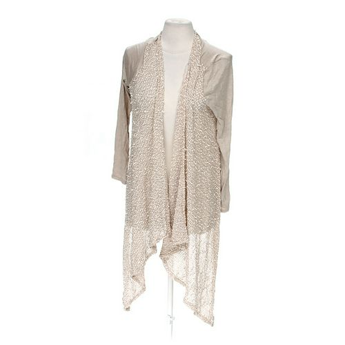 Body Central Open Front Cardigan in size M at up to 95% Off - Swap.com