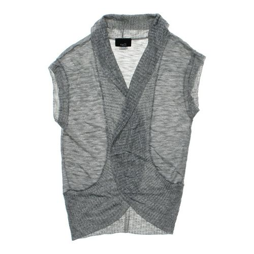rue21 Open Front Cardigan in size JR 7 at up to 95% Off - Swap.com