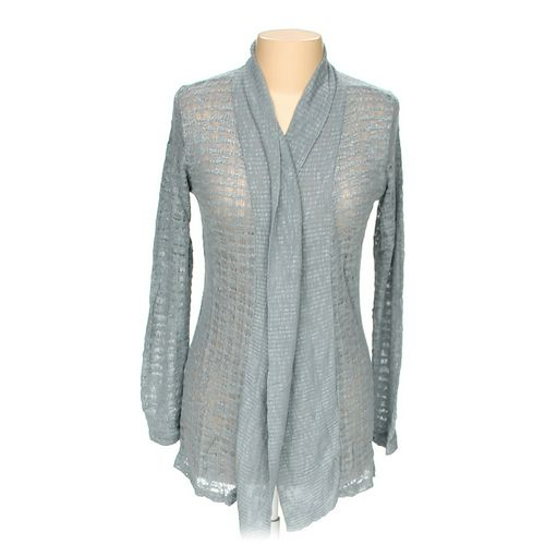 Say What? Open Front Cardigan in size JR 7 at up to 95% Off - Swap.com