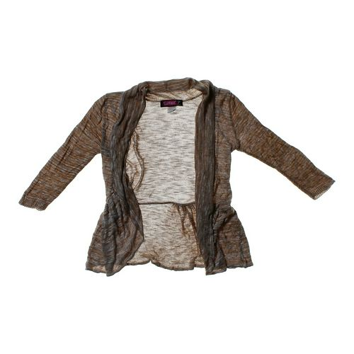 Say What? Open Knit Cardigan in size JR 3 at up to 95% Off - Swap.com