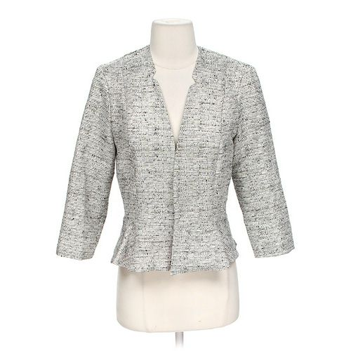 Metaphor Open Peplum Blazer in size M at up to 95% Off - Swap.com