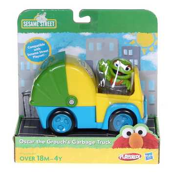 Oscar The Grouch S Garbage Truck For Sale On Swap Com