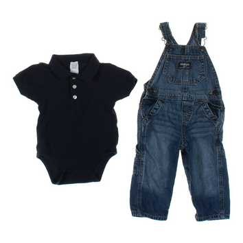 Overalls & Bodysuit Set for Sale on Swap.com