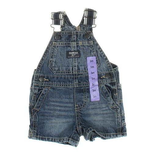 OshKosh B'gosh Overalls in size 3 mo at up to 95% Off - Swap.com