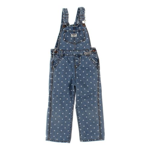 OshKosh B'gosh Overalls in size 4/4T at up to 95% Off - Swap.com