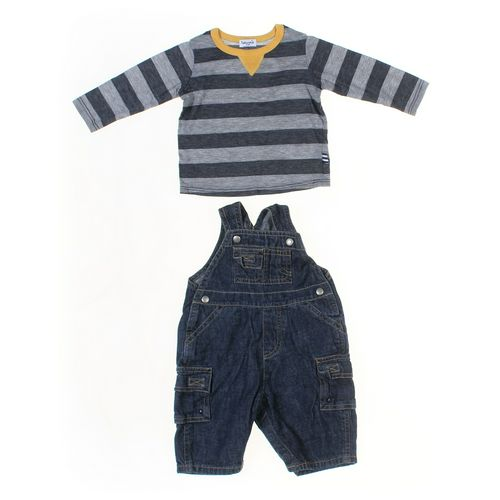 babyGap Overalls & Shirt Set in size 3 mo at up to 95% Off - Swap.com