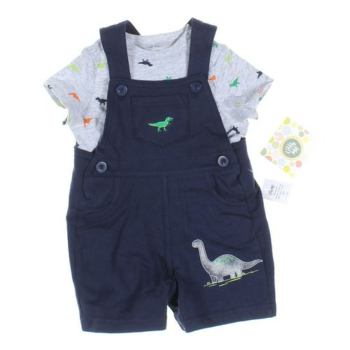 Little Me Overalls & Shirt Set in size 9 mo at up to 95% Off - Swap.com
