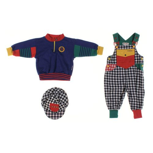 Gymboree Overalls & Sweatshirt Set in size 12 mo at up to 95% Off - Swap.com