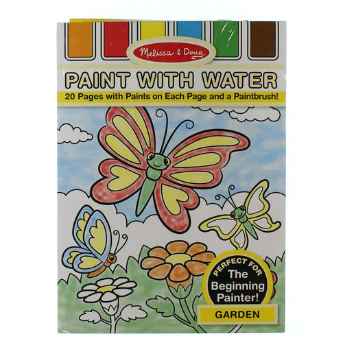 Melissa & Doug Paint with Water - Garden at up to 95% Off - Swap.com