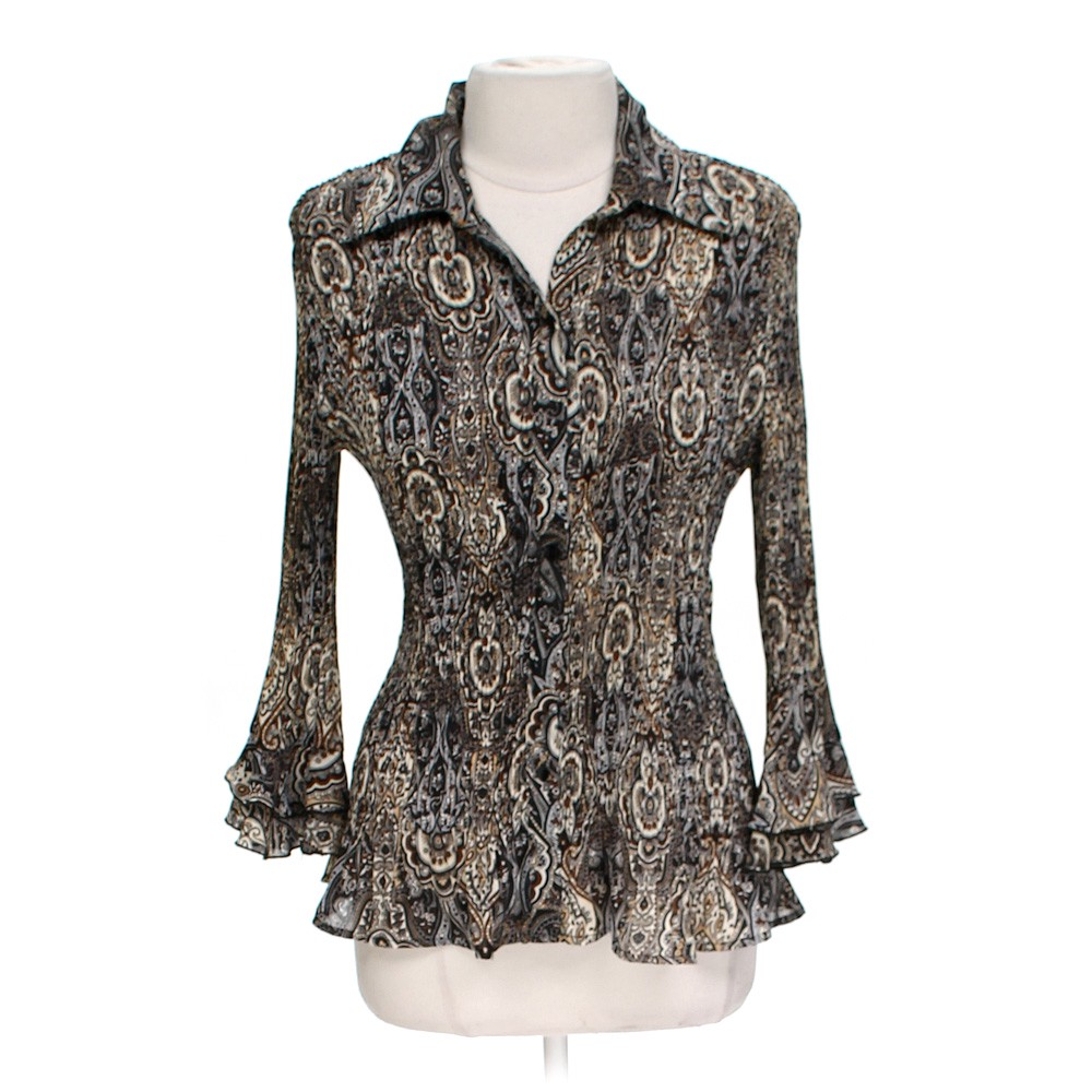 Essentials By Milano Blouse 45