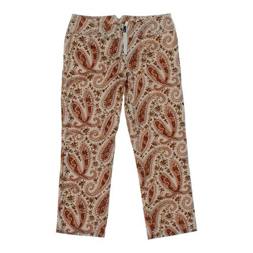 Express Paisley Casual Pants in size JR 3 at up to 95% Off - Swap.com