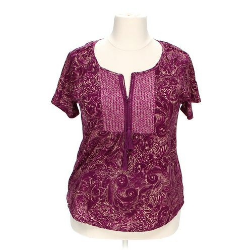 Faded Glory Paisley Shirt ` in size XL at up to 95% Off - Swap.com