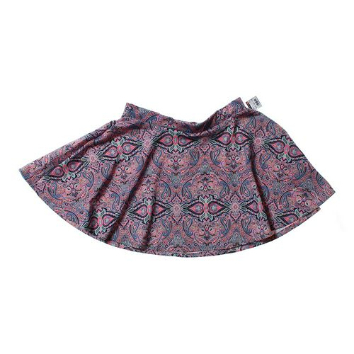 Hot Gal Paisley Skirt in size JR 11 at up to 95% Off - Swap.com