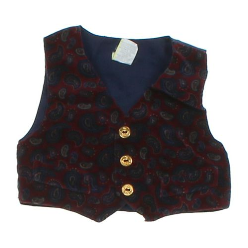Paisley Vest in size 3 mo at up to 95% Off - Swap.com