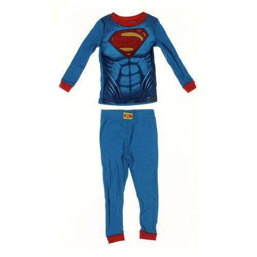 Superman Pajamas in size 2/2T at up to 95% Off - Swap.com