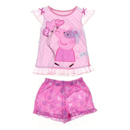 Peppa Pig Pajamas in size 4/4T at up to 95% Off - Swap.com