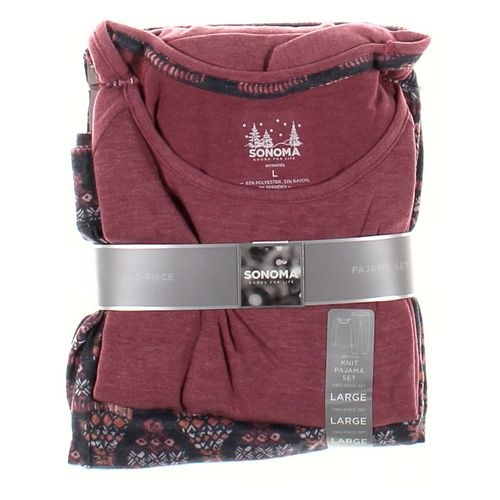 Sonoma Pajamas in size L at up to 95% Off - Swap.com