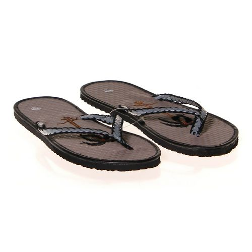 Palm Tree Flip-Flops in size 11 Women's at up to 95% Off - Swap.com