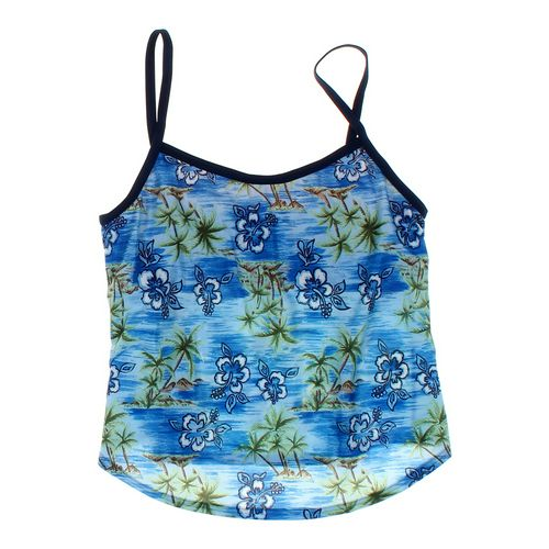 CHRISTINA Palm Tree Tankini Top in size S at up to 95% Off - Swap.com