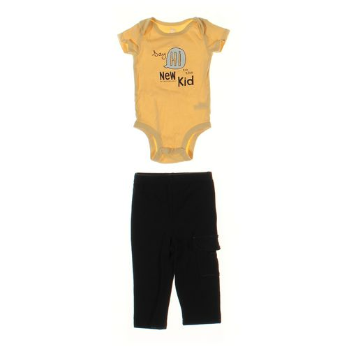 Baby Gear Pants & Bodysuit Set in size 9 mo at up to 95% Off - Swap.com