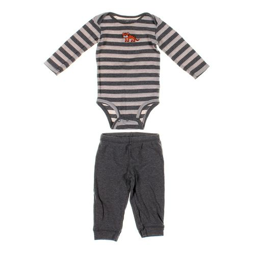 Carter's Pants & Bodysuit Set in size 12 mo at up to 95% Off - Swap.com
