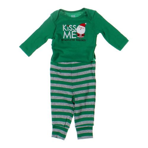 Carter's Pants & Bodysuit Set in size 3 mo at up to 95% Off - Swap.com