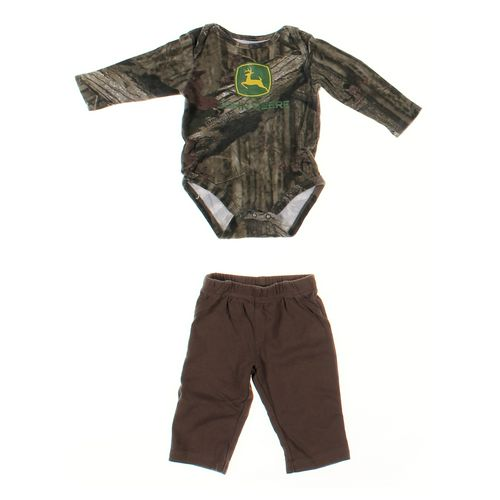 Carter's Pants & Bodysuit Set in size 6 mo at up to 95% Off - Swap.com
