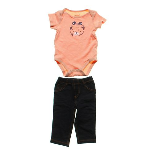 Carter's Pants & Bodysuit Set in size 9 mo at up to 95% Off - Swap.com