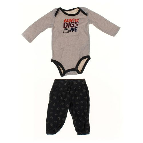 Child of Mine Pants & Bodysuit Set in size 3 mo at up to 95% Off - Swap.com