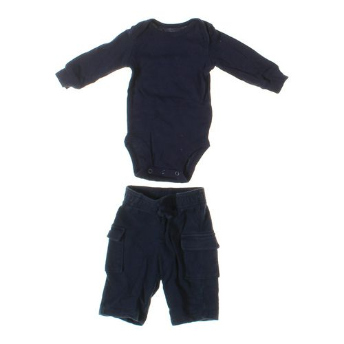 Jumping Beans Pants & Bodysuit Set in size 3 mo at up to 95% Off - Swap.com