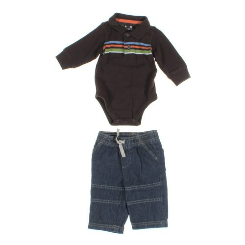 Jumping Beans Pants & Bodysuit Set in size NB at up to 95% Off - Swap.com