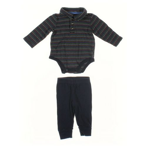 Just One You Pants & Bodysuit Set in size 6 mo at up to 95% Off - Swap.com