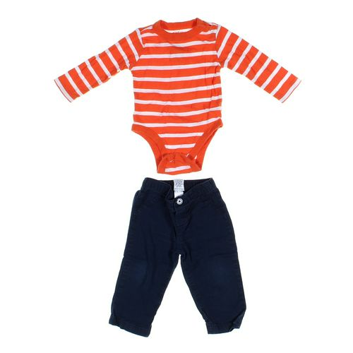 Just One You Pants & Bodysuit Set in size 12 mo at up to 95% Off - Swap.com