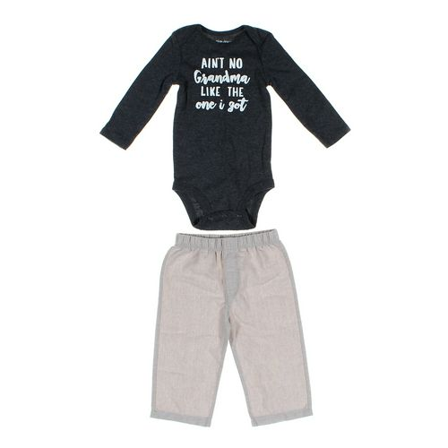 Miniclasix Pants & Bodysuit Set in size 9 mo at up to 95% Off - Swap.com