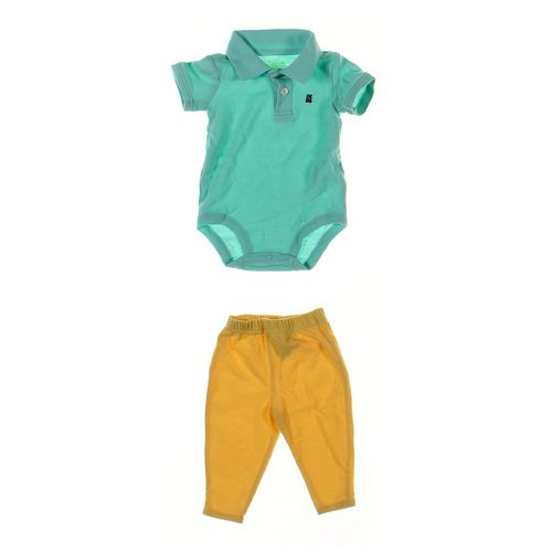 The Children's Place Pants & Bodysuit Set in size 6 mo at up to 95% Off - Swap.com