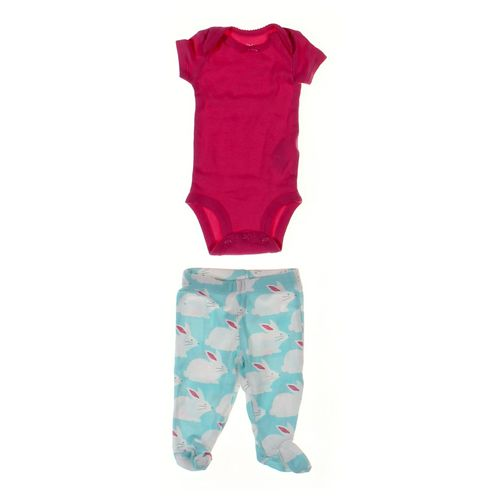 Carter's Pants & Bodysuit Set in size NB at up to 95% Off - Swap.com
