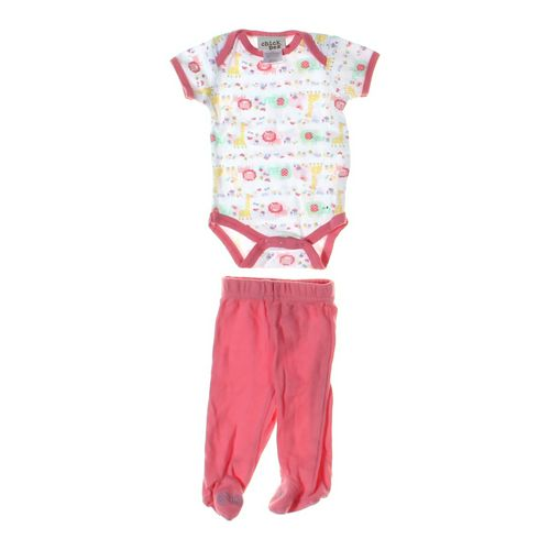 Chick Pea Pants & Bodysuit Set in size NB at up to 95% Off - Swap.com